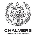 IPOET scholarships at Chalmers University, Sweden