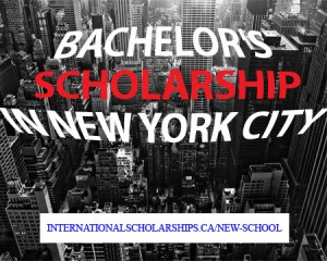 Full Scholarship in New York City
