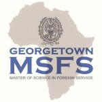 Georgetown University MSFS Scholarship – African Scholarships