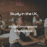 University of Bradford Global Development Scholarships (UK)