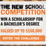 Full Bachelors Scholarships to Study at the New School in New York