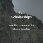Scholarships of the Government of the Slovak Republic