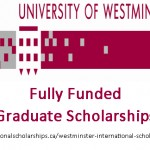 University of Westminster International Full Time Masters Scholarships
