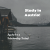 Scholarship Opportunities in Austria