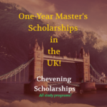 British Chevening Scholarships for Foreign Nationals