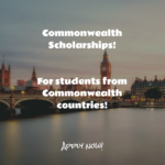 Commonwealth Scholarship and Fellowship Plan (CSFP)