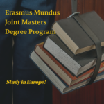 Erasmus Mundus Joint Masters Degrees