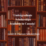 Lester B. Pearson International Scholarship Program
