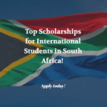 7 Excellent Scholarships for International Students at South African Universities