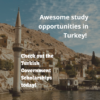 Turkish Government Scholarship Program