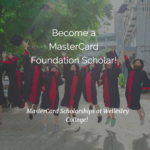 MasterCard Foundation Scholars Program at Wellesley College